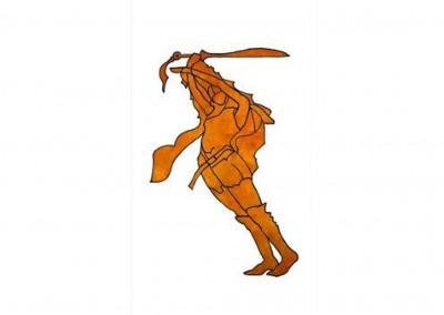 Jeanne D'Arc- Warrior