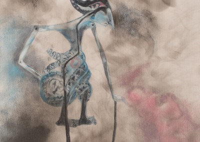 Japanese Shadow Puppet 2